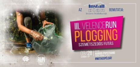 III. Install-Plan Velence RUN Plogging @ Agárdi Popstrand