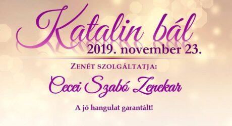Katalin bál Pákozdon @ Nemeskócsag Általános Iskola